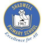 Shadwell Primary School logo (Excellence for All)